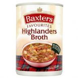 Baxters Favourite Highlander Soup 400g
